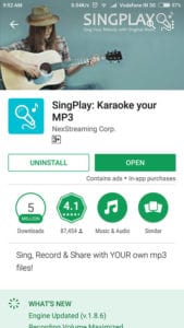 app for recording music with smartphones