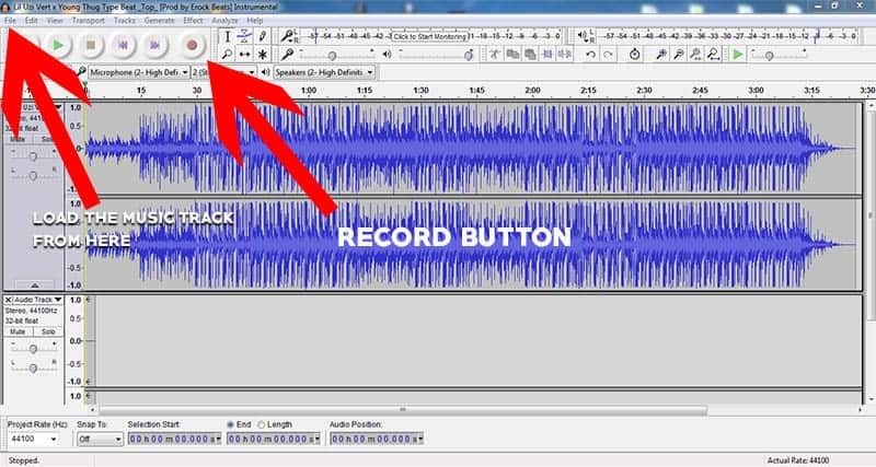 free software for music recording