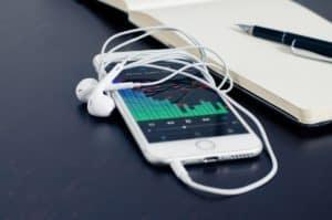 record using smartphone