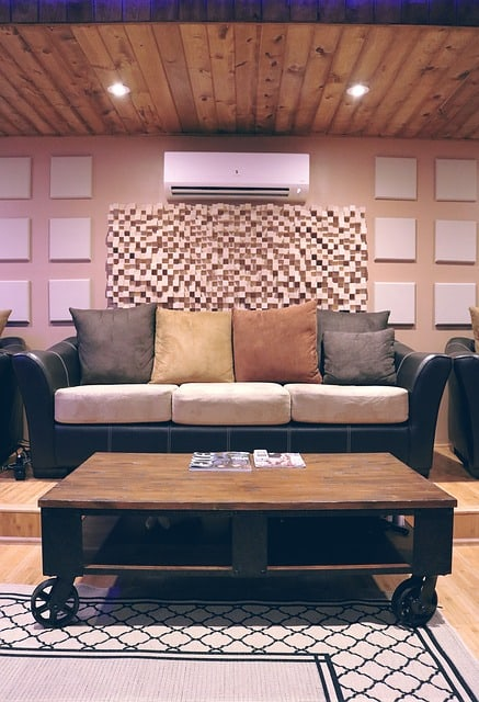 Diffuser, acoustic panels