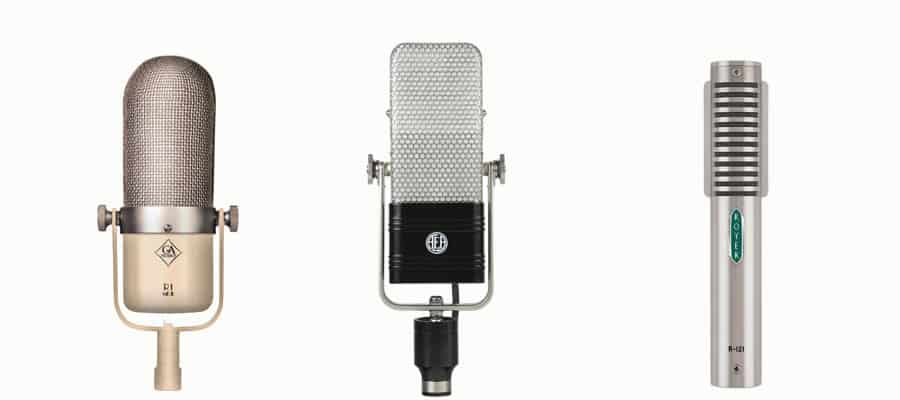 microphone types for recording vocals acoustic guitar electric guitar drums and others. Black Bedroom Furniture Sets. Home Design Ideas