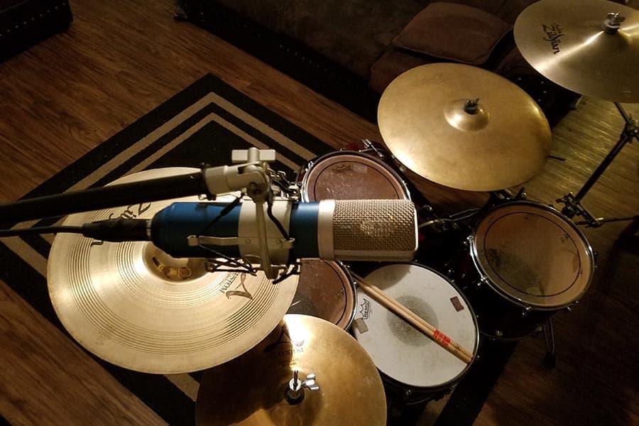 best overhead mics fro drum recording
