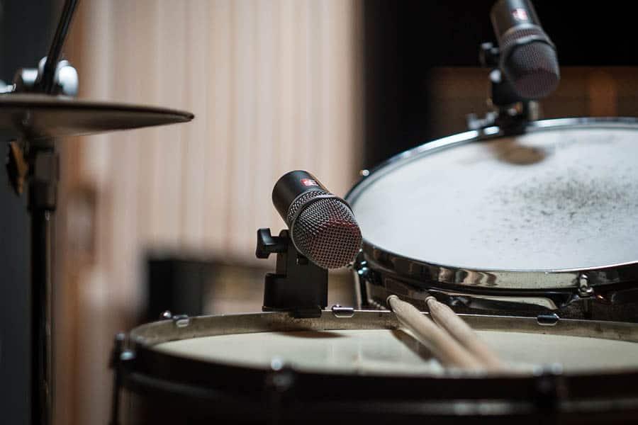 drum recording 101