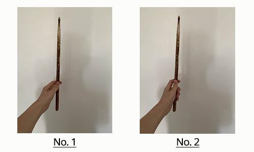 holdingdrumsticks
