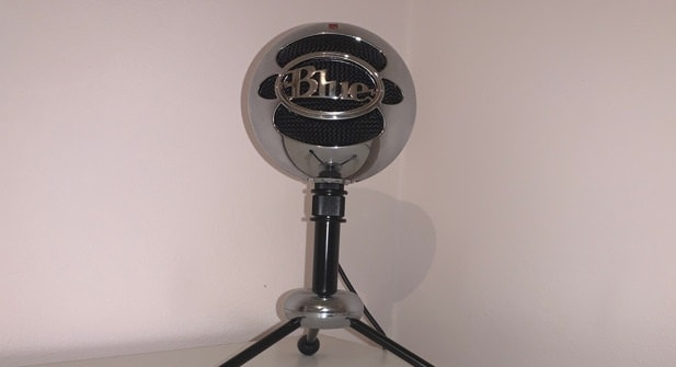 blue snowball microphone 22893307